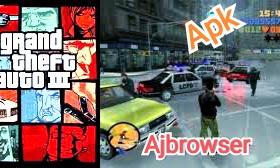 [Free] GTA 3 apk for download