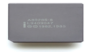 Bentuk Intel Processor 286