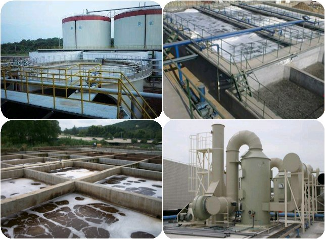Chemical and pollution control equipment