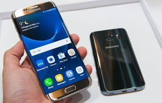 cek layar Samsung secara manual