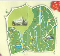 Map Kebun Raya Bbogor