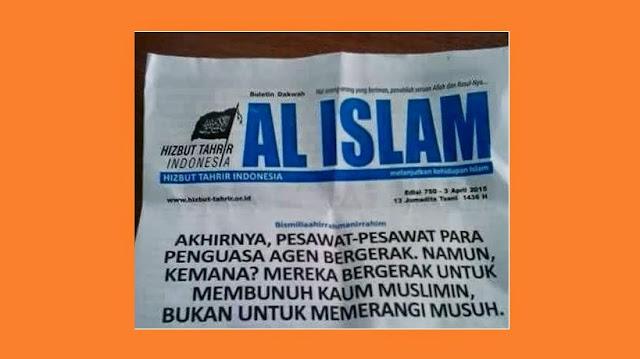 """Buletin HTI """"Al Islam"""" Dilarang di Masjid Jami Pasuruan, Di Masjid Lain Kapan?"""