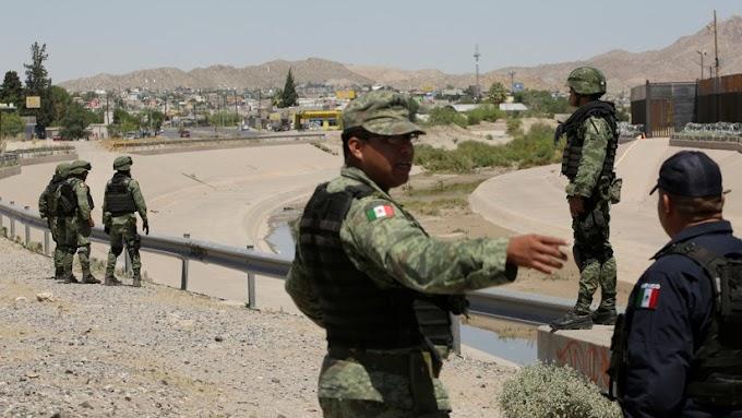 México envía 15.000 militares a la frontera con EE.UU. para frenar la migración
