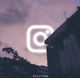 Cara Edit Foto Dengan Glow Effect Instagram Jadi Lebih Keren