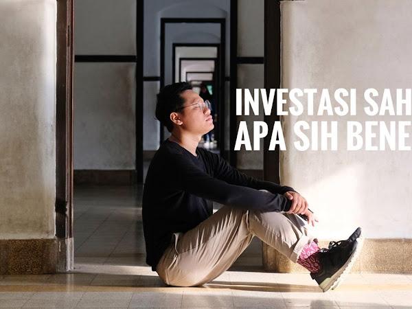 Sudah Investasi saham? Dapat Apa Aja Sih?