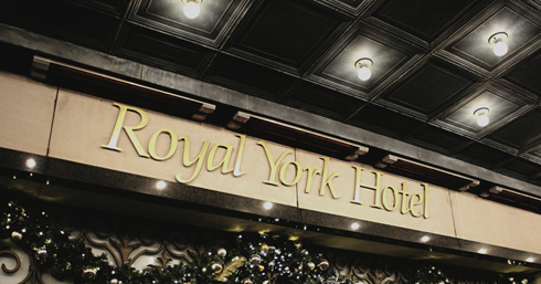 Fairmont Royal York Toronto Hotel