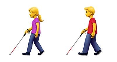 Apple Rilis 13 Emoji Baru Mendukung Disabilitas