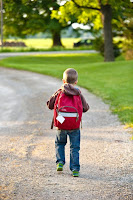 Walking is not oly good for children but should form an important part of their daily routine.