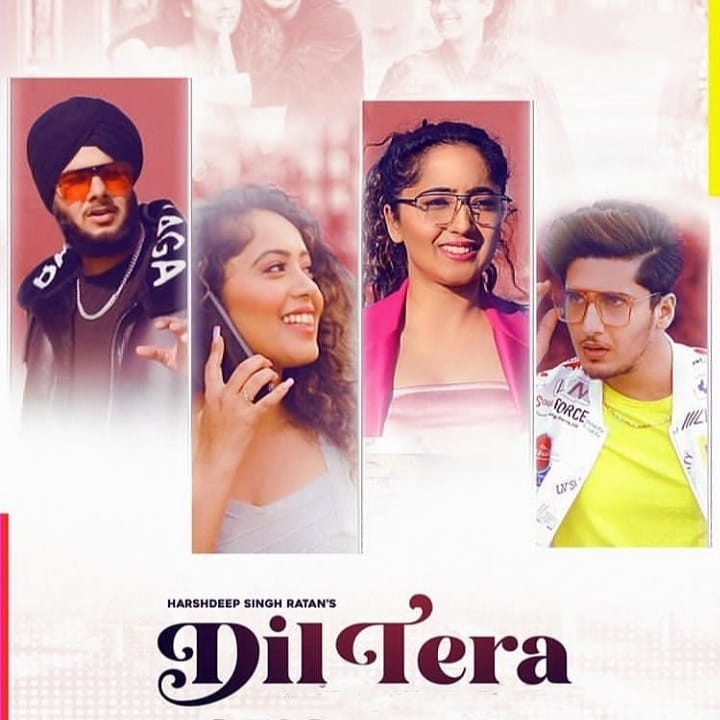 Dil Tera Song Image Features Chinki Minki