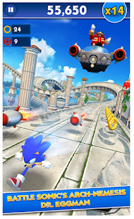 Sonic Dash 3.6.0.Go (Mod Money/Unlock/Ads-Free) Android Download