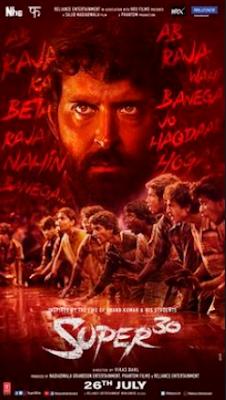 Watch Super 30 Full Movie Online