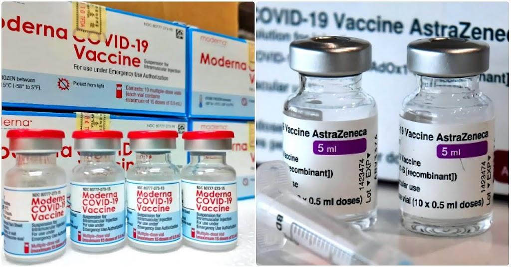 18歲以上可登記!COVID-19疫苗預約平台開跑|AZ、莫德納自選