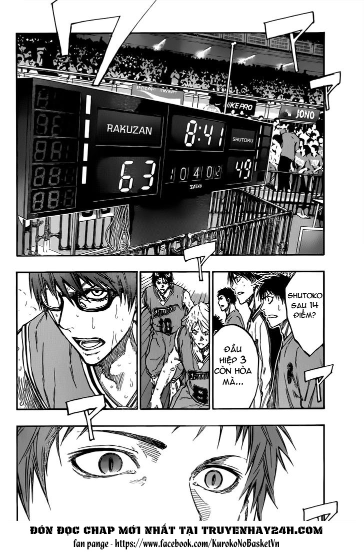 Kuroko No Basket chap 179 trang 2