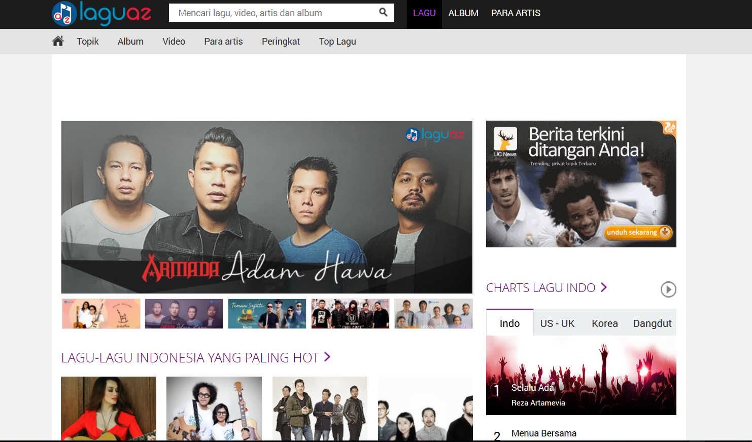 7 Situs Download Lagu Sangat Mudah Digunakan, Gratis Dan