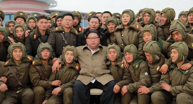 كوريا الشمالية تعد مفاجآت عسكرية لأمريكا