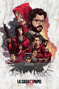 Money Heist Season 1-4 Hindi-English 720p