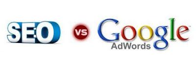 Sự khác nhau của Seo và quảng cáo Google 2