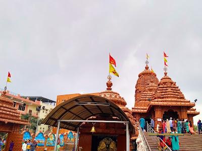 Puri Jagannath Temple in Hyderabad