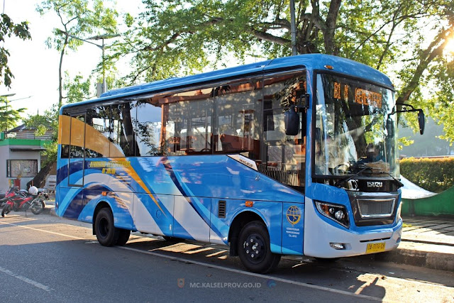 Jadwal dan Rute BRT Banjar Bakula