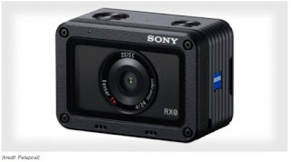 Sony Falls into Action Cam With Launches Sony RX0