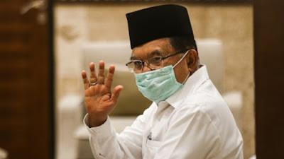 JK Turun Gunung Komentari Penanganan Pandemi COVID-19 di Indonesia