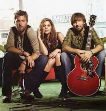 Lady Antebellum Love's Looking Good On You Country Music Lyrics