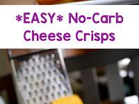 Homemade Baked Cheese Crisps Recipe