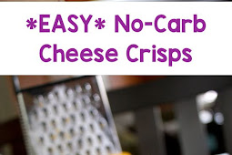 Homemade Baked Cheese Crisps Recipe