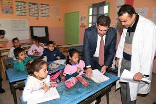 وزارة أمزازي تطلق المرحلة الأولى للحملة التحسيسية للتعبئة المجتمعية حول المدرسة المغربية