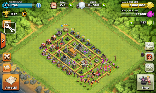 Hack Game Clash of Clans