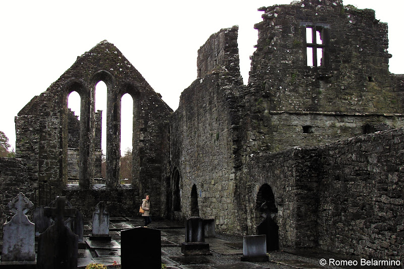 Cong Abbey Things to See in Ireland Road Trip Itinerary