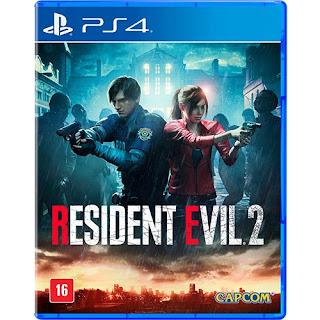 Jogo Resident Evil 2 [PS4]