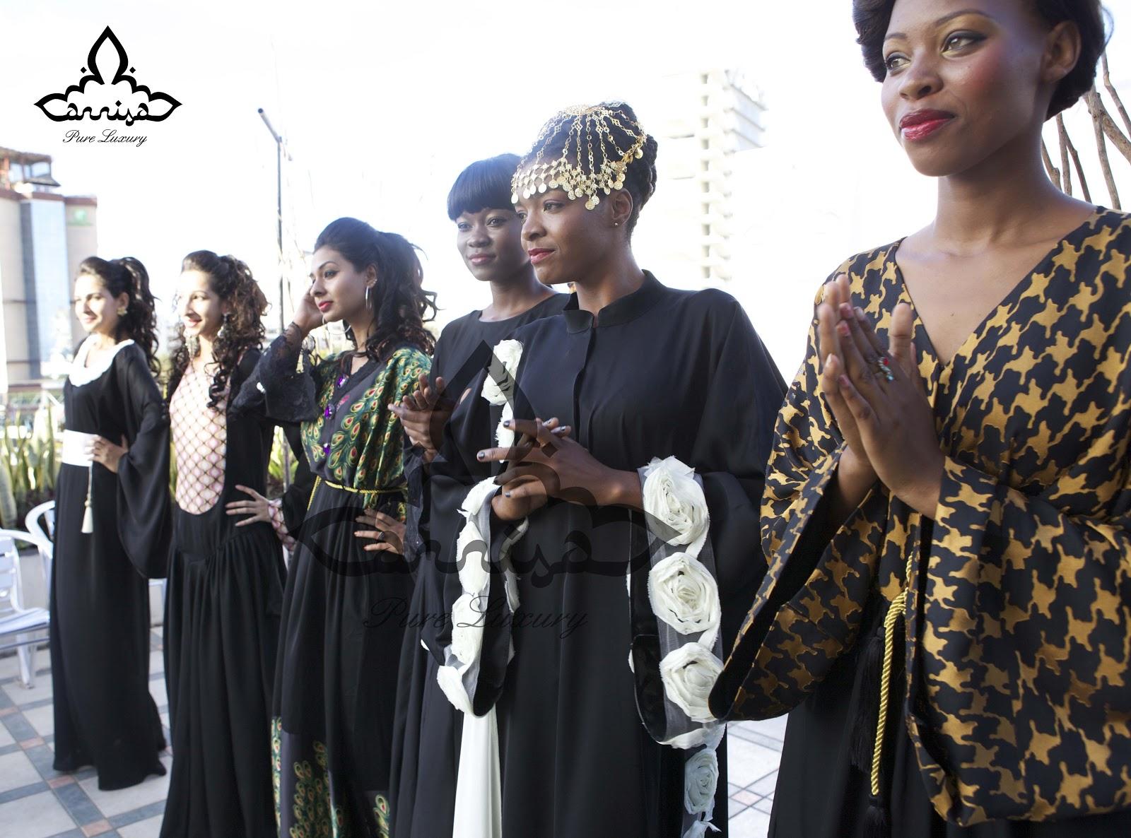 Fashion Design Schools An Nisa Abayas The Luxury Abaya Label From Tanzania