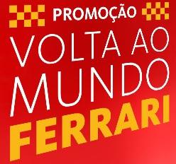 Cadastrar Promoção Santander 2017 Volta ao Mundo Ferrari