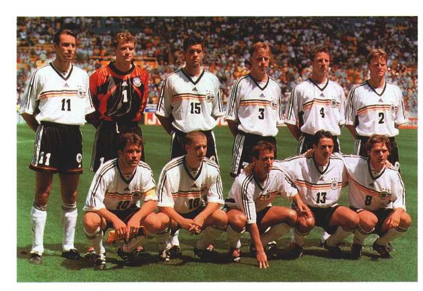 Confed Cup 1999