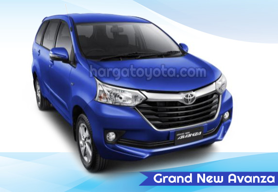 Harga Toyota Grand New Avanza 2016 All Camry Hybrid Otomotifa