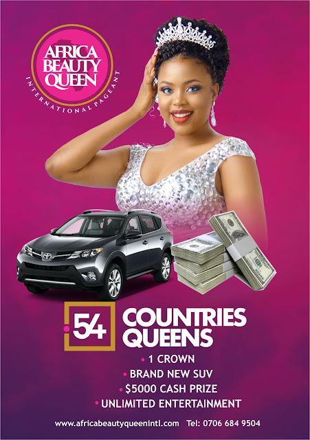 Africa-Beauty-Queen-International-Pageant