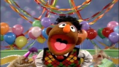Sesame Street Elmo and Abby's Birthday Fun
