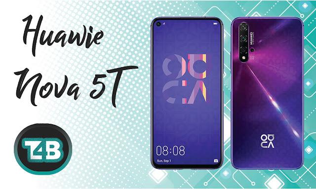 سعر ومواصفات هاتف Huawie Nova 5T
