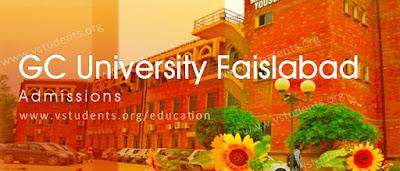 Latest Job Advertisement at GC University in Faisalabad - State College University, Jobs Faisalabad 2021