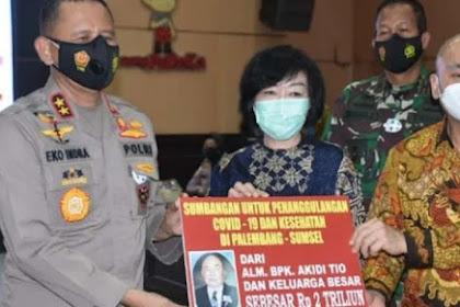 Sudah Heboh dan Meriah, Kecurigaan Hamid Awaludin soal Sumbangan Hoax Rp2 Triliun Akidi Tio