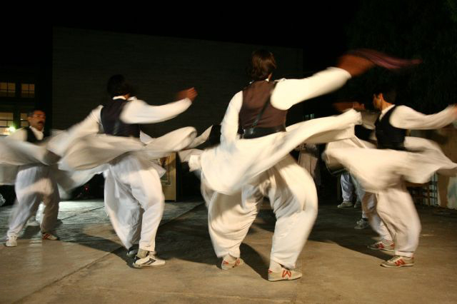 Stick Dance of Zabol