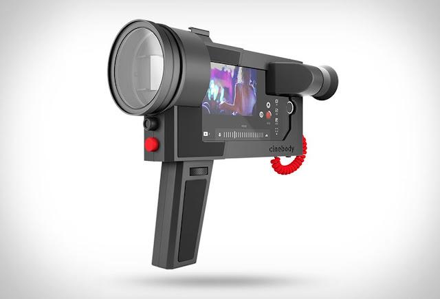 Cinebody Ubah iPhone Menjadi Kamera Video