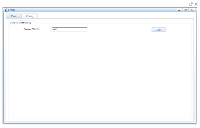 Huawei Router Emulator