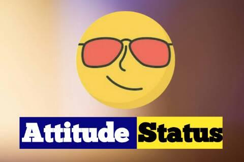 Best Attitude Status For Fb Profile Pic, WhatsApp Status Images 2021