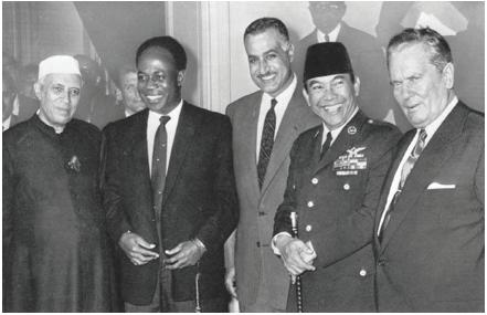 Sejarah Lahirnya Politik Luar Negeri Bebas Aktif Indonesia