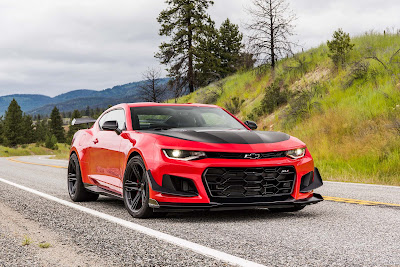 Chevrolet Camaro ZL1 1LE 2018 Reviews, Specs, Price