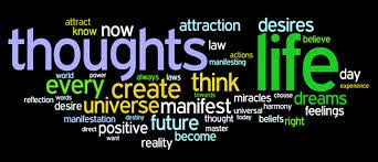 Your Thoughts and The Law of Attraction