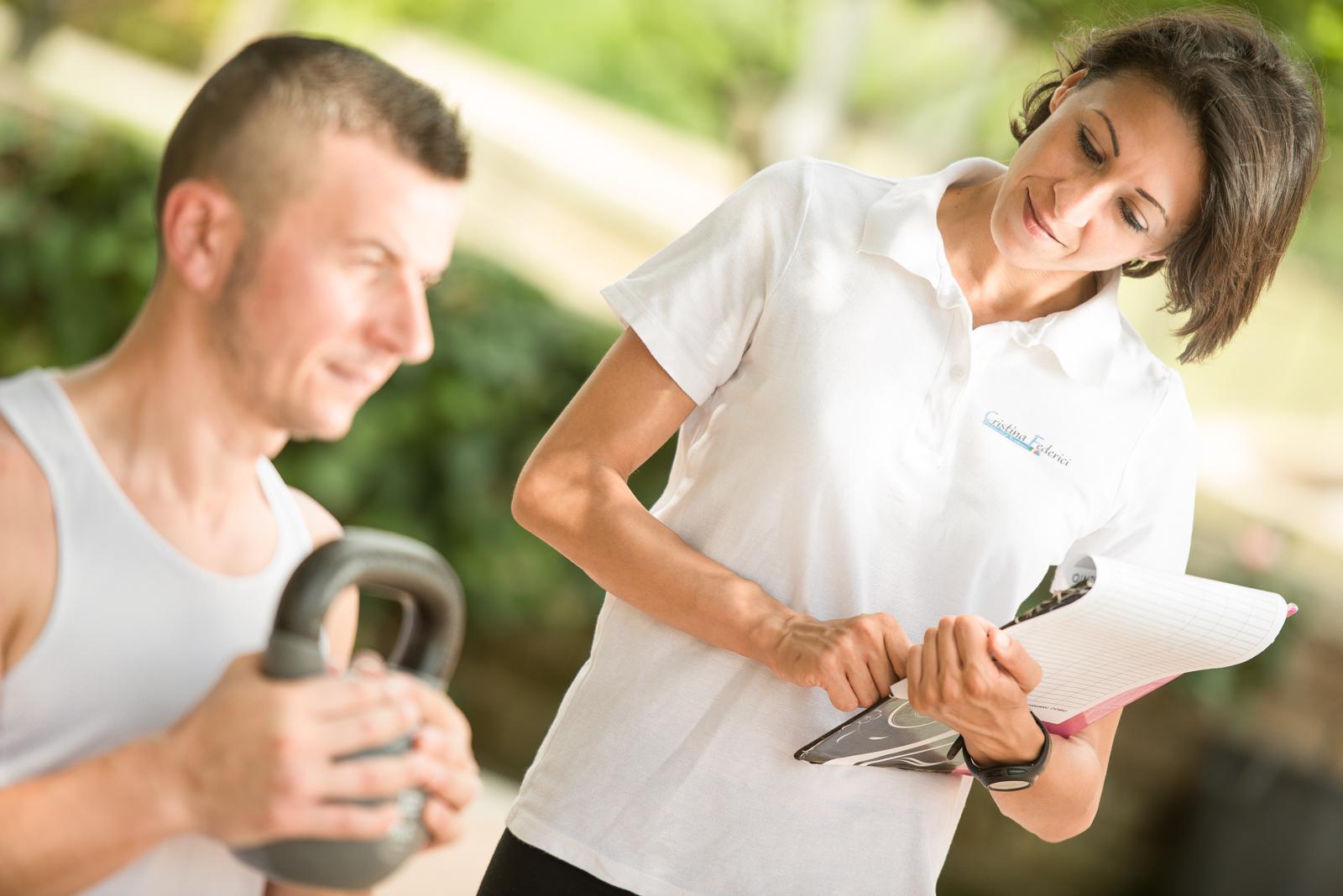 Cristina Federici | Personal Trainer