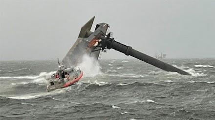 ΗΠΑ: Ένας νεκρός και 12 αγνοούμενοι μετά από ανατροπή σκάφους στα ανοιχτά της Λουιζιάνα